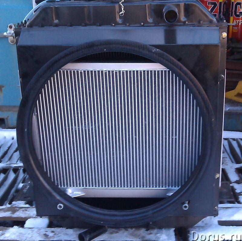Радиатор охлаждения Yuchai 6B125 (800101763) xcmg lw300f - Запчасти и аксессуары - Радиатор охлажден..., фото 1