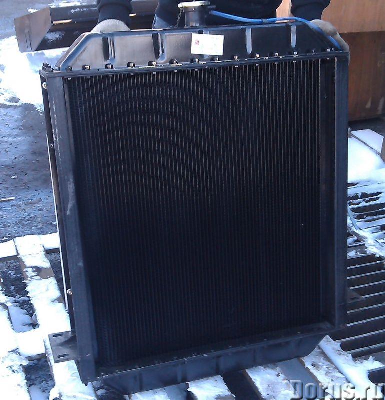 Радиатор охлаждения Yuchai 6B125 (800101763) xcmg lw300f - Запчасти и аксессуары - Радиатор охлажден..., фото 4