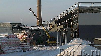 Построить магазин - Строительные услуги - Строительство легких, быстровозводимых магазинов, торговых..., фото 1