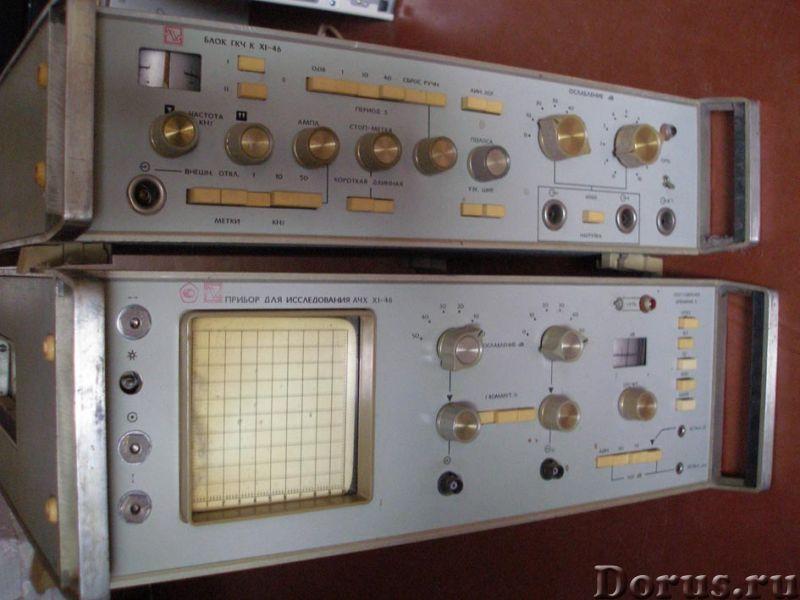 Покупаем электронное оборудование, генераторы сигналов, радиоприборы, комплектующие - Радиоэлектрони..., фото 3