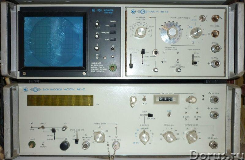 Покупаем осциллографы, частотомеры, измерители модуляции, блоки от приборов, ЭВМ и многое другое - Р..., фото 4