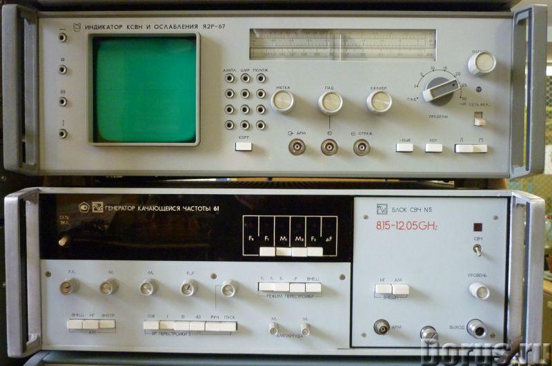 Покупаем осциллографы, частотомеры, измерители модуляции, блоки от приборов, ЭВМ и многое другое - Р..., фото 5