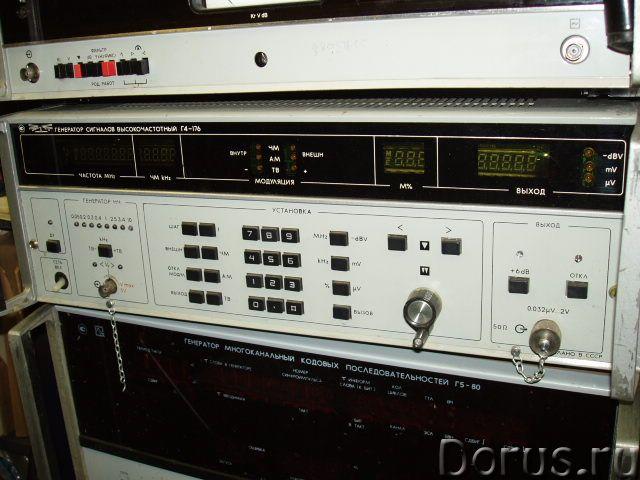 Покупаем осциллографы, частотомеры, измерители модуляции, блоки от приборов, ЭВМ и многое другое - Р..., фото 7