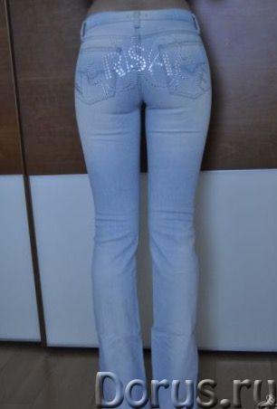 Продам итальянские джинсы VERSACE - Одежда и обувь - Продам настоящие итальянские джинсы VERSACE,куп..., фото 1