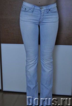 Продам итальянские джинсы VERSACE - Одежда и обувь - Продам настоящие итальянские джинсы VERSACE,куп..., фото 2