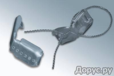 Номерная металлическая пломба Клипсил - Товары промышленного назначения - КЛИПСИЛ — номерная металли..., фото 1