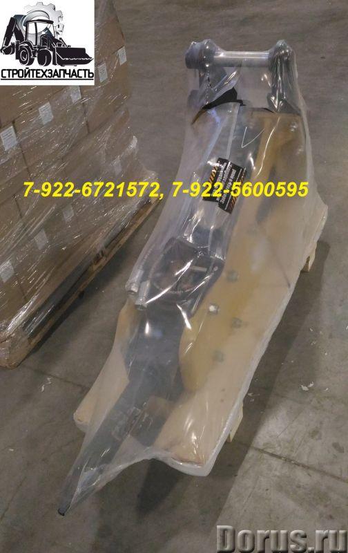 Гидромолот на экскаватор-погрузчик недорого - Запчасти и аксессуары - Продается гидромолот после кап..., фото 3