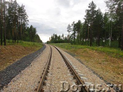 Ремонт путей необщего пользования - Строительные услуги - Предлагаем услуги по новому строительству..., фото 4