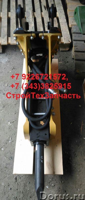 Гидромолот Delta F5 капремонт для Jcb 3cx 4cx рабочий - Запчасти и аксессуары - Гидромолот Delta F5..., фото 3
