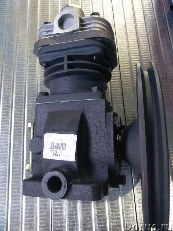 Компрессор воздушный 13023181 4110000054115 двигателя Weichai-Deutz TD226B-6, WP6G, WP4G, TD22 - Сел..., фото 1