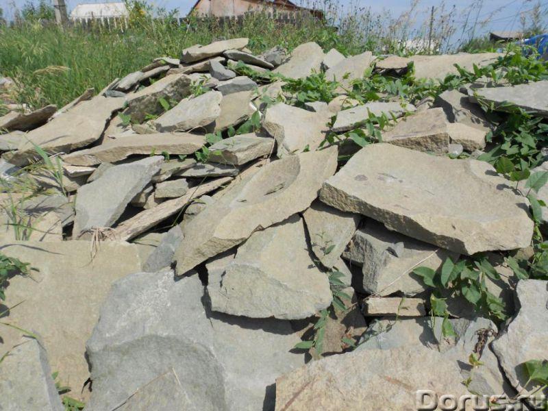 Натуральный природный камень для ландшафта - Материалы для строительства - Со склада в Березовке все..., фото 6