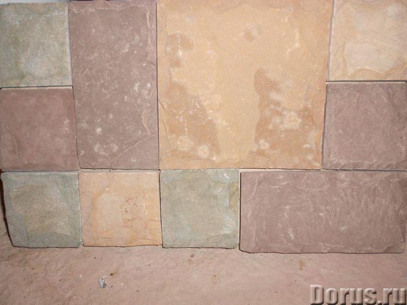Декоративный камень пиленый - Материалы для строительства - Индивидуально..под ваш заказ цвет размер..., фото 5