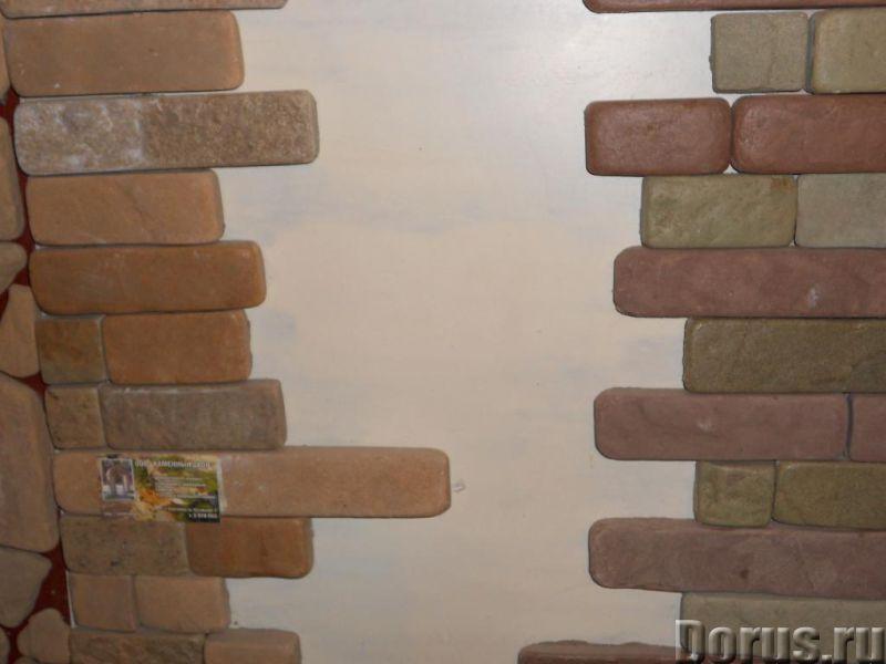 Декоративный камень галтованный - Материалы для строительства - Со склада в Березовке доставка уклад..., фото 2