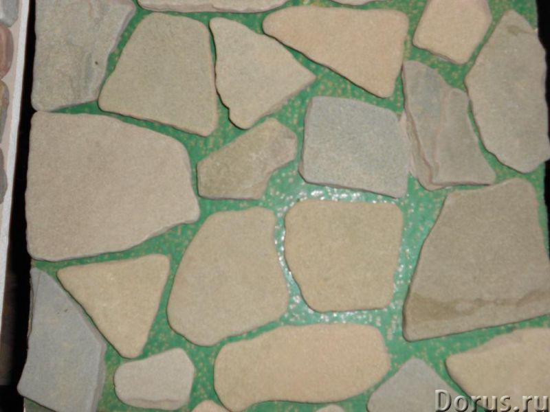 Декоративный камень галтованный - Материалы для строительства - Со склада в Березовке доставка уклад..., фото 4