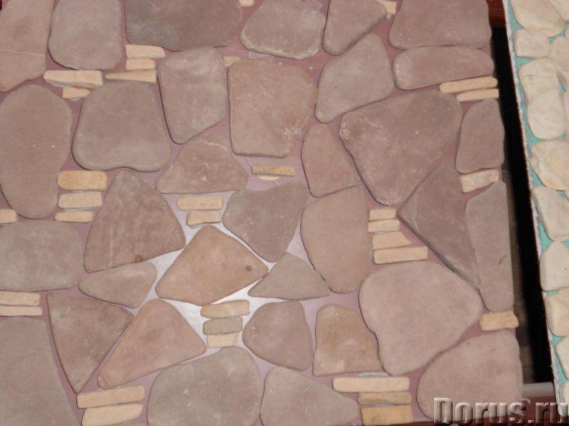 Декоративный камень галтованный - Материалы для строительства - Со склада в Березовке доставка уклад..., фото 6