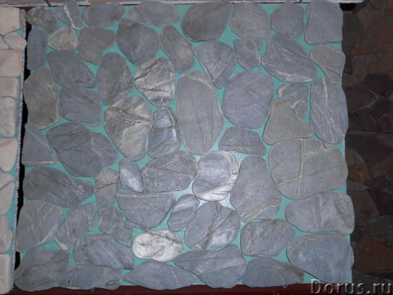 Декоративный камень галтованный - Материалы для строительства - Со склада в Березовке доставка уклад..., фото 7