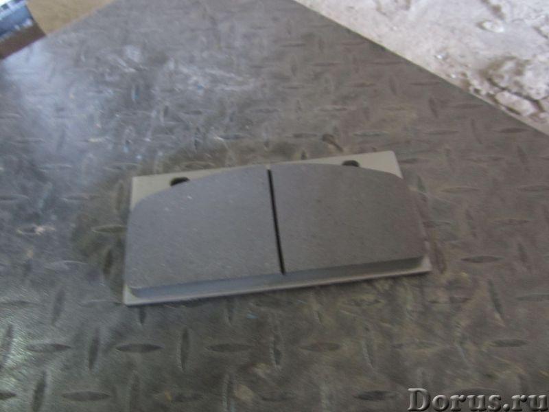 4110000012013 Тормозная колодка для фронтальных погрузчиков SDLG XCMG и др - Запчасти и аксессуары -..., фото 1